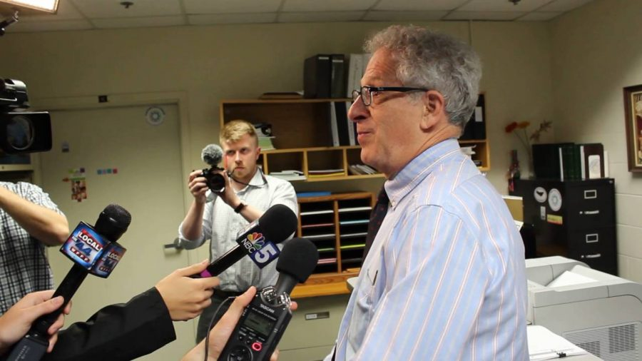 VIDEO: Negotiations Mediator Provides Update at 5 p.m.