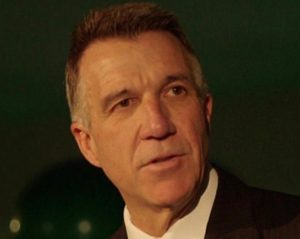 Vermont Gov. Phil Scott has yet to decide if he will sign a bill that would legalize marijuana. | Photo: Wikimedia