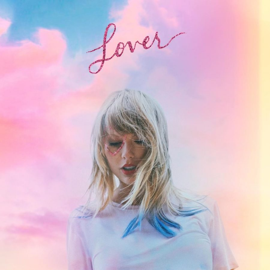 Taylor Swift surprises on Lover