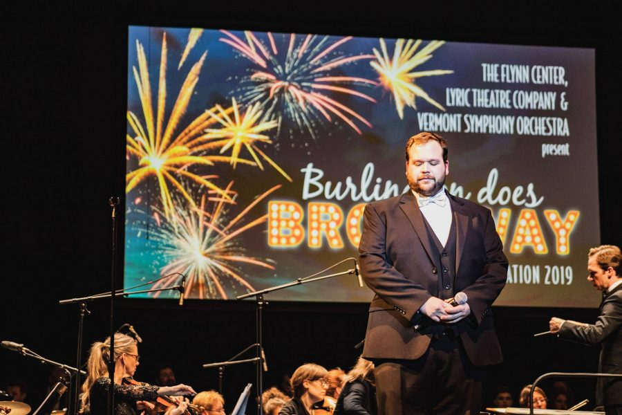 BHS choral director shines in the spotlight