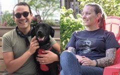 Photo: courtesy Alex Macomber (left) Natalie Burgess (right)