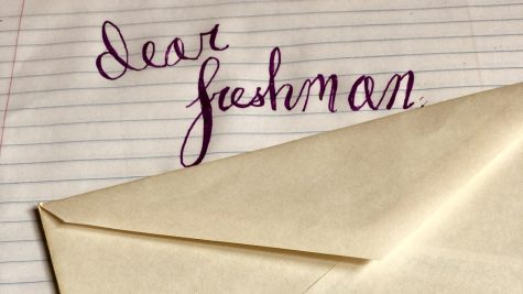 A Letter to a Freshman, from a Senior