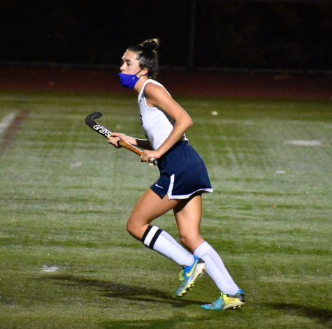 Field hockey team seniors reflect on their last season