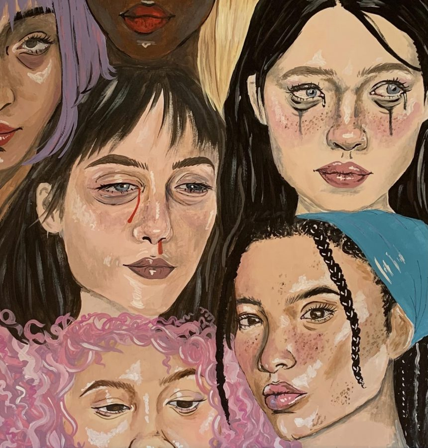 Artist Profile: The Many Faces of Zoe Maxwell