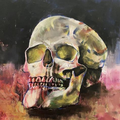 ella art feature skull