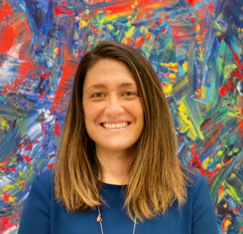 BHS Principal Lauren McBride