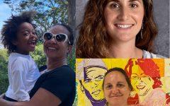 Left: Melanee Alexander Top Right: Francesca Dupuis Bottom Right: Kate Paxton